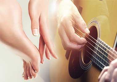 Von Fusspflege bis Musikinstrumente