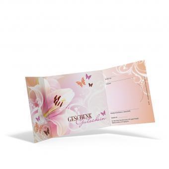 Piccolo-Gutschein Blütenzauber