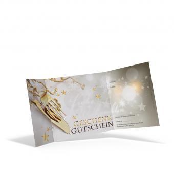 Weihnachts-Piccolo-Gutschein