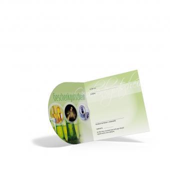 Pocket-Geschenkgutschein Fresh