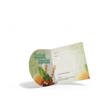 Pocket-Geschenkgutschein Chocwork Orange