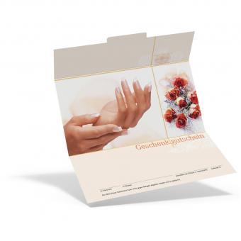 Geschenkgutschein Nagelpflege