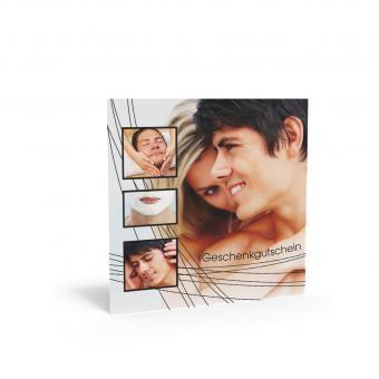 Geschenkgutschein Quadra-Men-Beauty inkl. Transpar