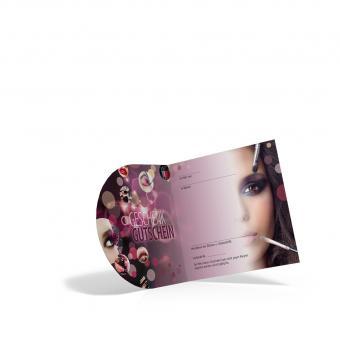 Pocket-Geschenkgutschein Eyeshadow
