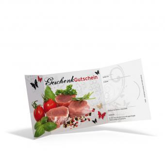 Piccolo-Gutschein Filet