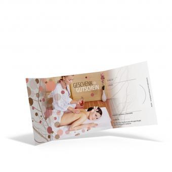Piccolo-Gutschein Massageöl