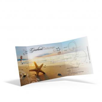 Piccolo-Gutschein Strand