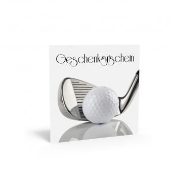 Geschenkgutschein Quadra Golf