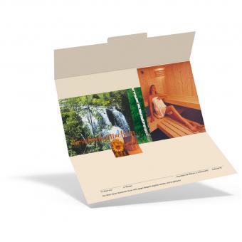 Geschenkgutschein Sauna