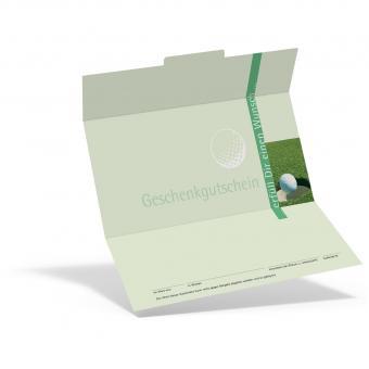 Geschenkgutschein Green