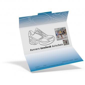 Geschenkgutschein Runners