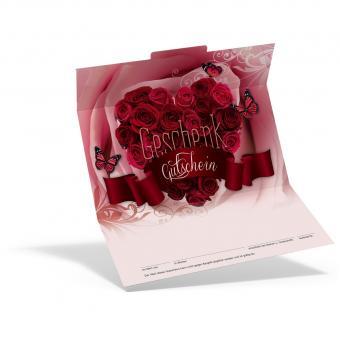 Geschenkgutschein Rosé
