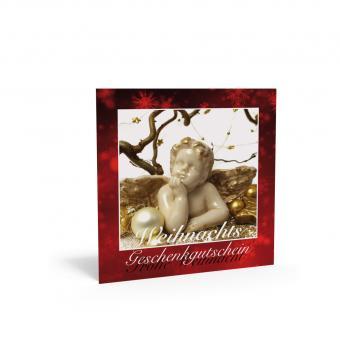 Weihnachtsgutschein Quadra-Weihnachten inkl. Trans