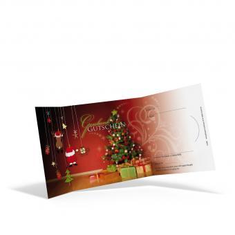 Piccolo-Weihnachtsgutschein Heilig Abend