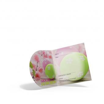 Pocket-Oster-Geschenkgutschein Frühling