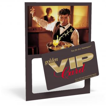 Golden-Vip-Card als Bonuscard