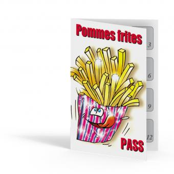 Pommes frittes Pass