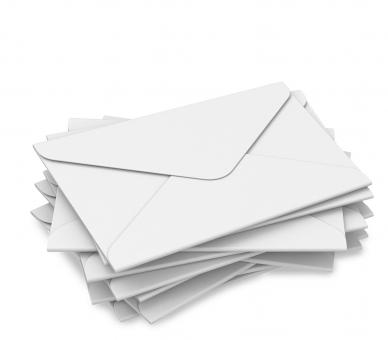 """DIN lang Kuvert """"naturweiß"""" für Geschenkgutscheine"""
