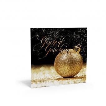 """Geschenkgutschein """"Weihnachten"""" inkl. Kuvert"""
