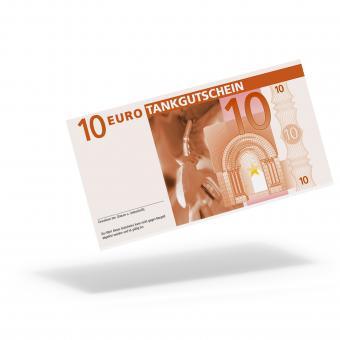 Tankgutschein 10 EURO