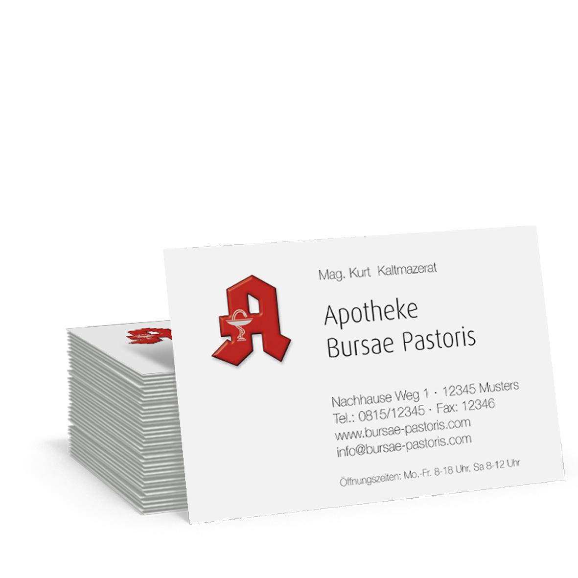 Pythagoras Marketing Gmbh Geschäftskarte Apotheke Deutschland Geschenkgutscheine Visitenkarten Kundenkarten Und Weitere Treuesysteme