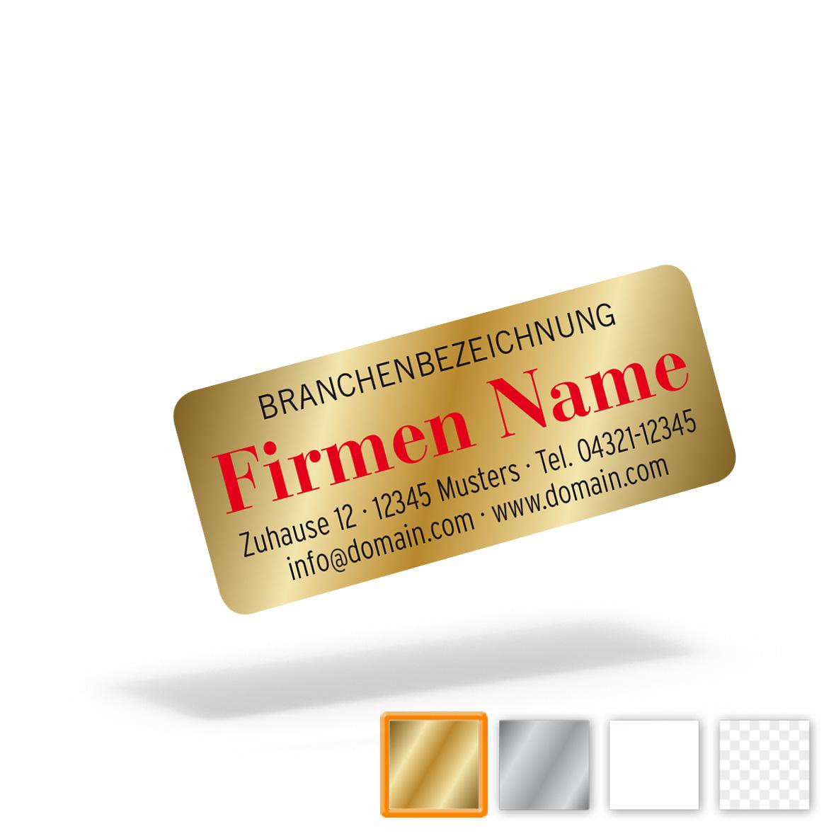 Pythagoras Marketing Gmbh Schmucketiketten Aufkleber 40 8 X 16 Geschenkgutscheine Visitenkarten Kundenkarten Und Weitere Treuesysteme