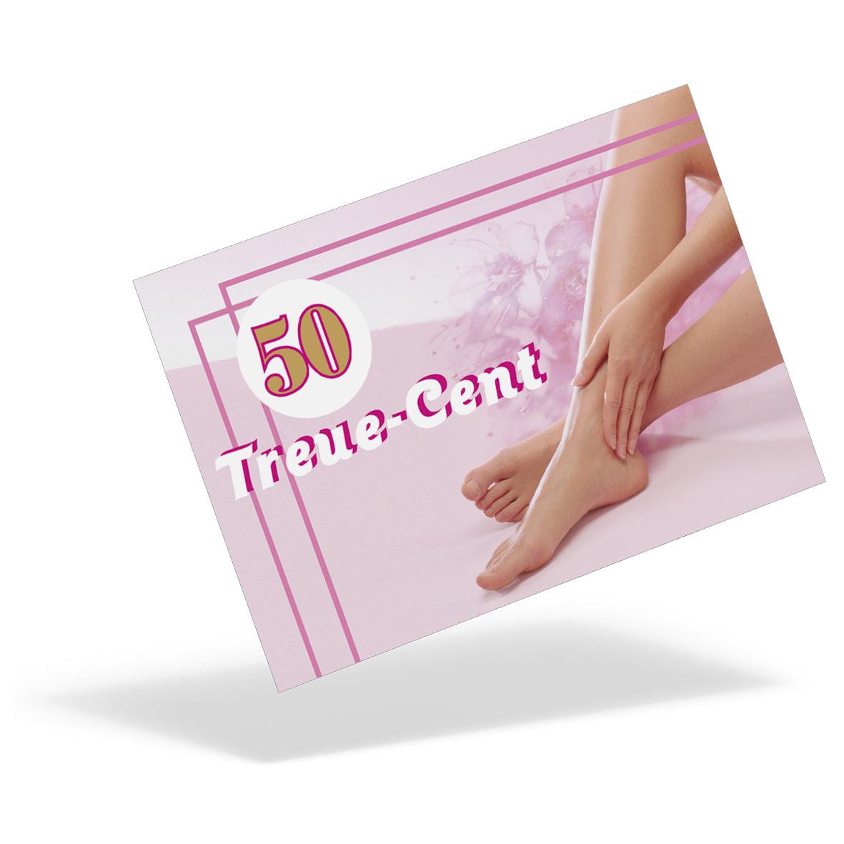 Pythagoras Marketing Gmbh Treue Geld Fußpflege 50 Cent Geschenkgutscheine Visitenkarten Kundenkarten Und Weitere Treuesysteme