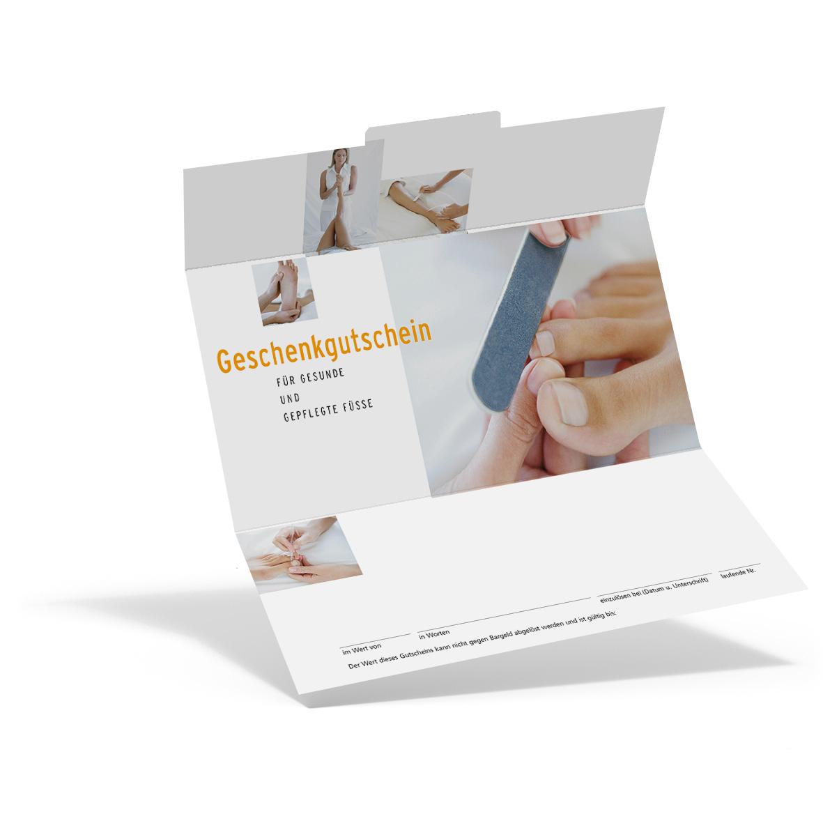 Pythagoras Marketing Gmbh Gutschein Pediküre Geschenkgutscheine Visitenkarten Kundenkarten Und Weitere Treuesysteme