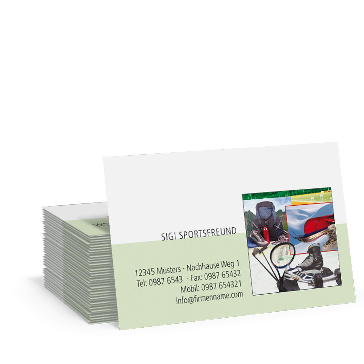 Pythagoras Marketing Gmbh Visitenkarte Sporthandel Geschenkgutscheine Visitenkarten Kundenkarten Und Weitere Treuesysteme