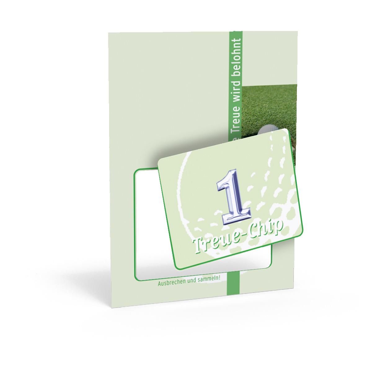 Pythagoras Marketing Gmbh Golf Chip Green Geschenkgutscheine Visitenkarten Kundenkarten Und Weitere Treuesysteme