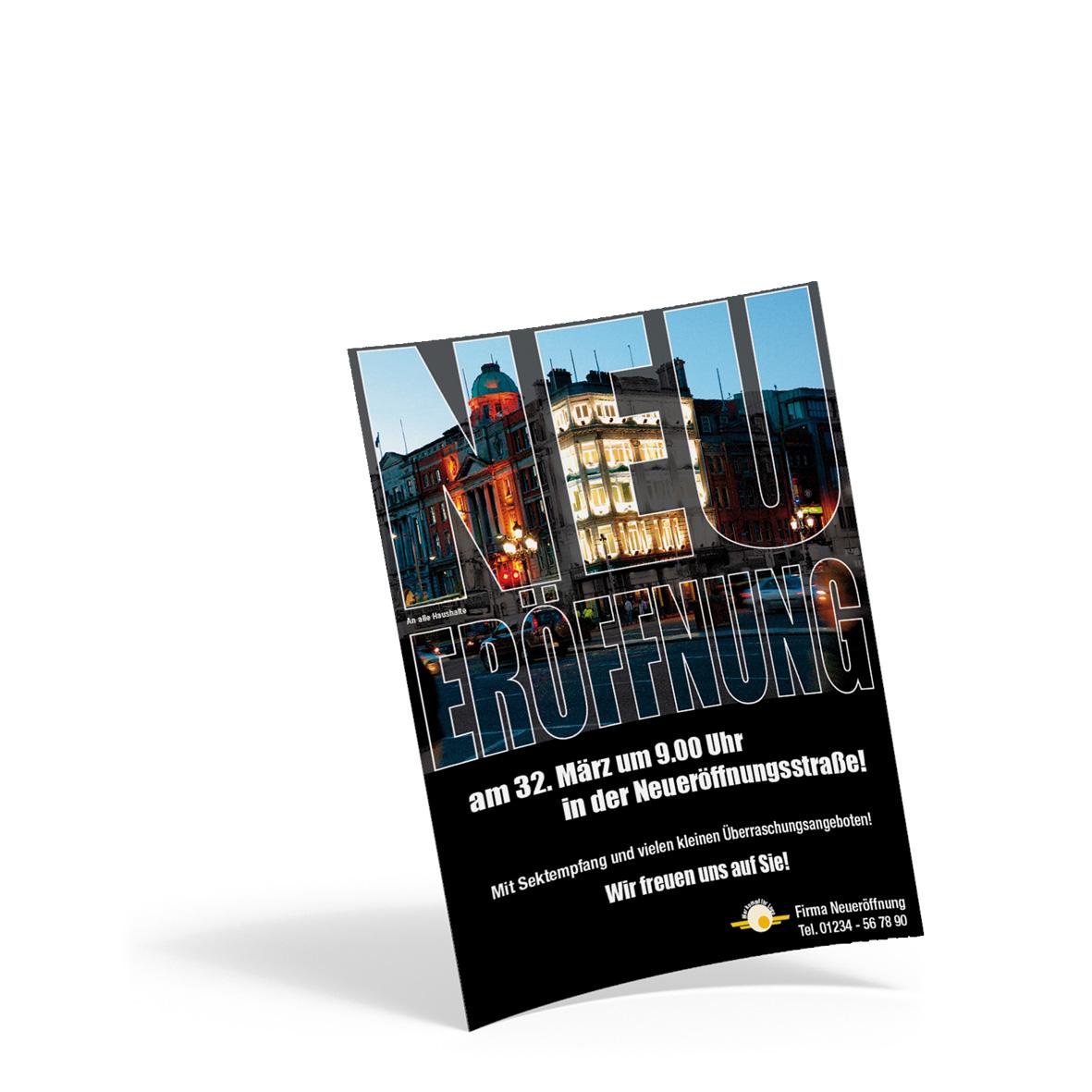 Pythagoras Marketing Gmbh Werbeflyer Din A5 Geschenkgutscheine Visitenkarten Kundenkarten Und Weitere Treuesysteme