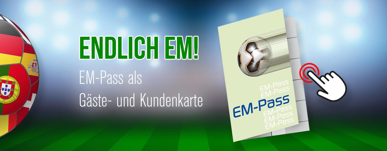 Banner EM-Pass
