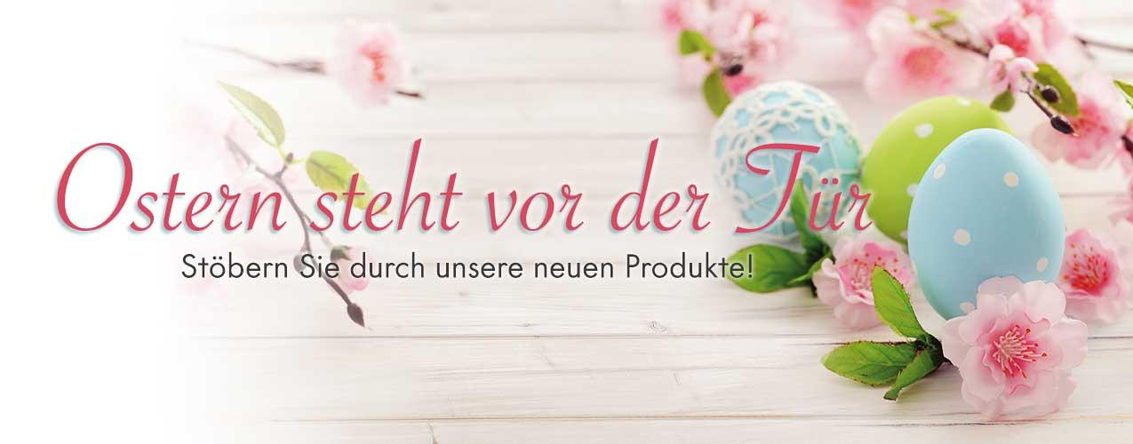 Banner-Ostern