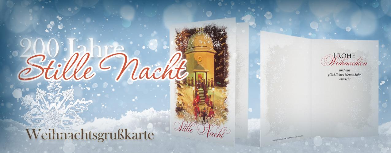 Banner Stille Nacht 2018