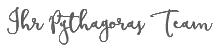 Pythagoras Signatur